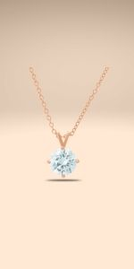 UPSERA Solitaire Necklace