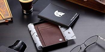 Wallet in box