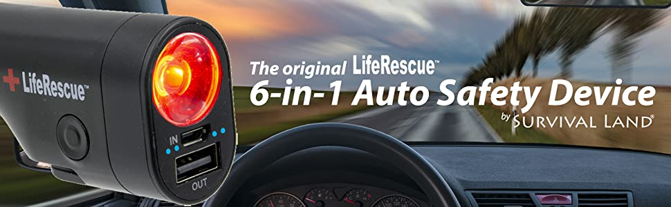 auto safety tool device window glass breaker break shatter cut seatbelt car accident emergency usb