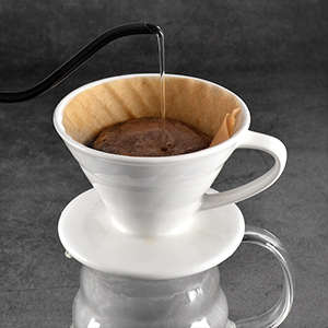 coffee filter for easy coffee
