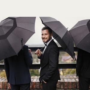 Business customized umbrella