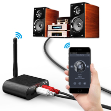 wireless audio music receiver home car audio system bluetooth 5.0 dac hifi music DACs amplifier