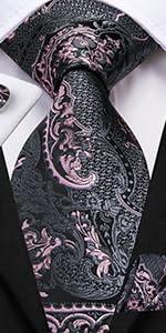 paisley tie for men