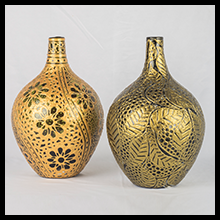 designed pottery