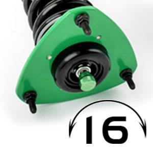 16 Damping Level Shocks