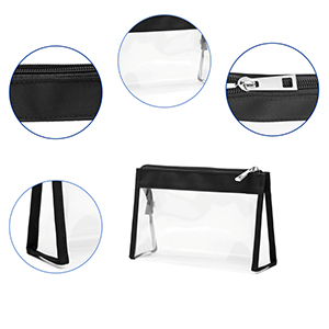 clear makeuo bag