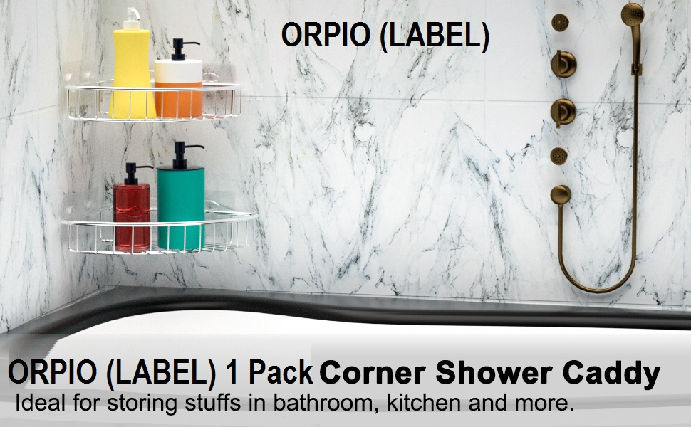 ORPIO Bathroom shower Caddy