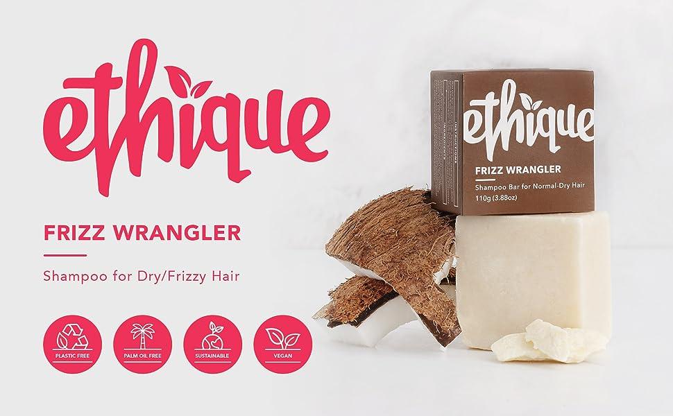Plastic free, bottleless shampoo, waste free, frizzy hair, dry hair, shampoo bar, compostable, vegan