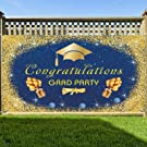 graduation garden banner