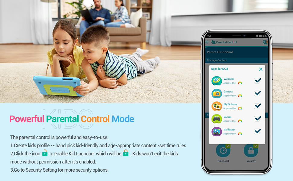 parent control