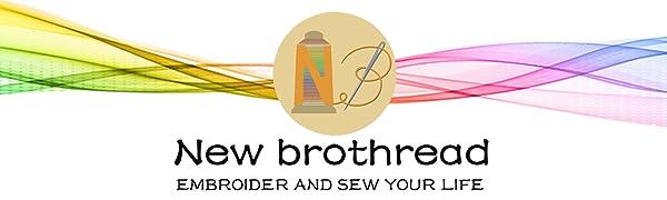 New brothread bobbin thread