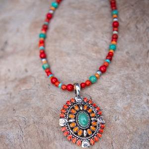 american west jewelry sterling silver gemstone designs animal critter pendants bird horse bear