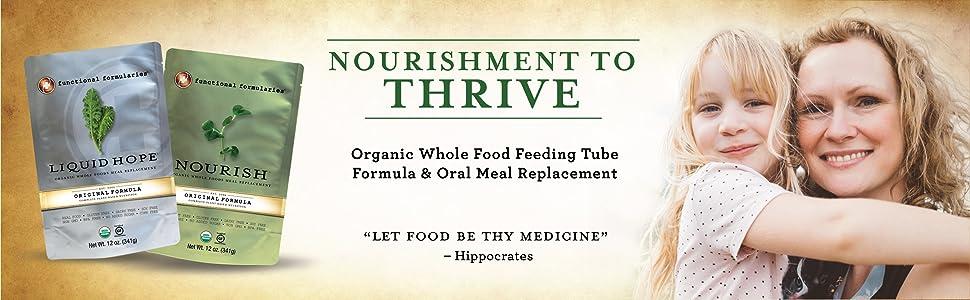 best feeding tube formula