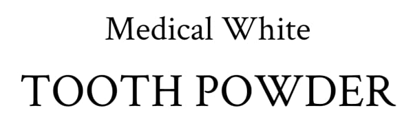 Medical White TOOTH POWDER