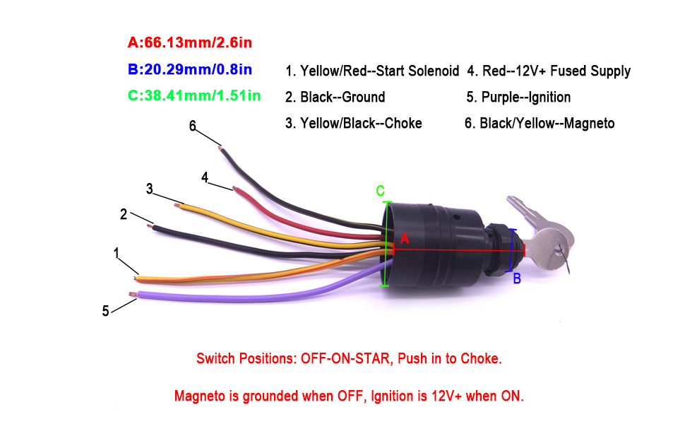 Boat Engine Switch Wiring Diagram Electric Gate Wiring