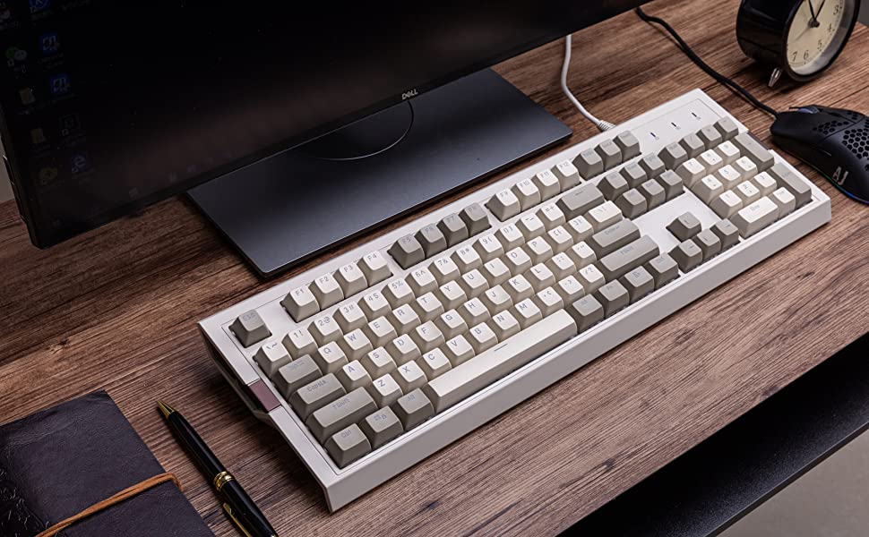 AK510 retro mechanical keyboard