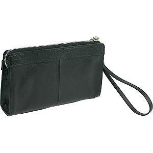 Herren Leder Handgelenktasche kleine Handtasche für Männer