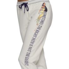 Disney Womens Pocahontas The Right Path Plus Size Jogger Lounge Pants