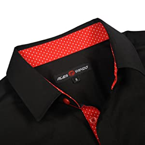 focus on details fashion sharp decent shirts