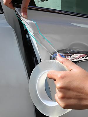 car door sill protector