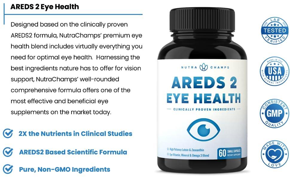 eye areds 2 capsules