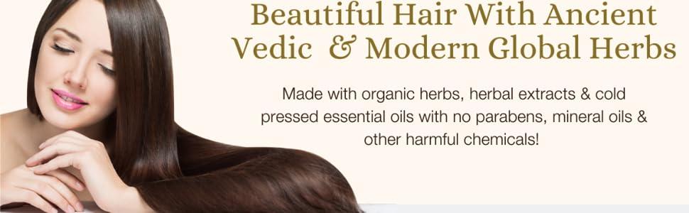 Hair Sanjeevani Hair Growth Beautiful Dandruff Free Long Hairloss Stop Regime Natural