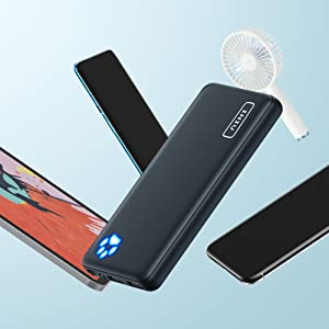 INIU 10000mAh power bank