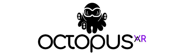 Octopus XR Virtual Reality Headphones for Oculus Quest
