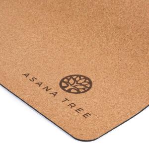 Asana Tree - Eco-Cork Yoga Mat