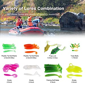 Soft Lures