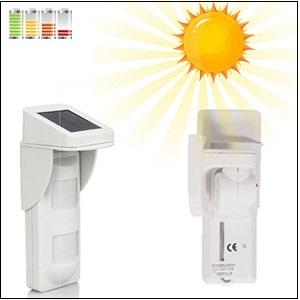 D9 outdoor Solar PIR Sensor