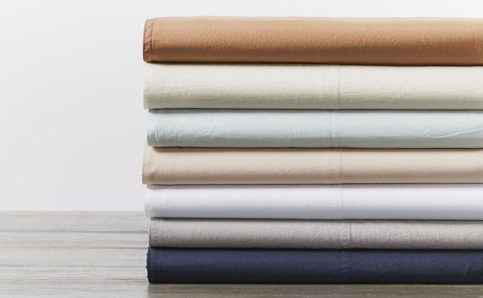 Ultimate Percale 400 Thread Count 100% Cotton Piece Bed Sheet Set queen twin full king size sheets