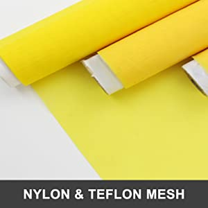Nylon amp; Teflon Mesh