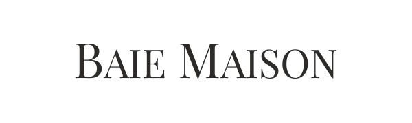 Baie Maison Homewares Utensil Holder for Countertop Farmhouse Kitchen Decor Country Kitchen Décor