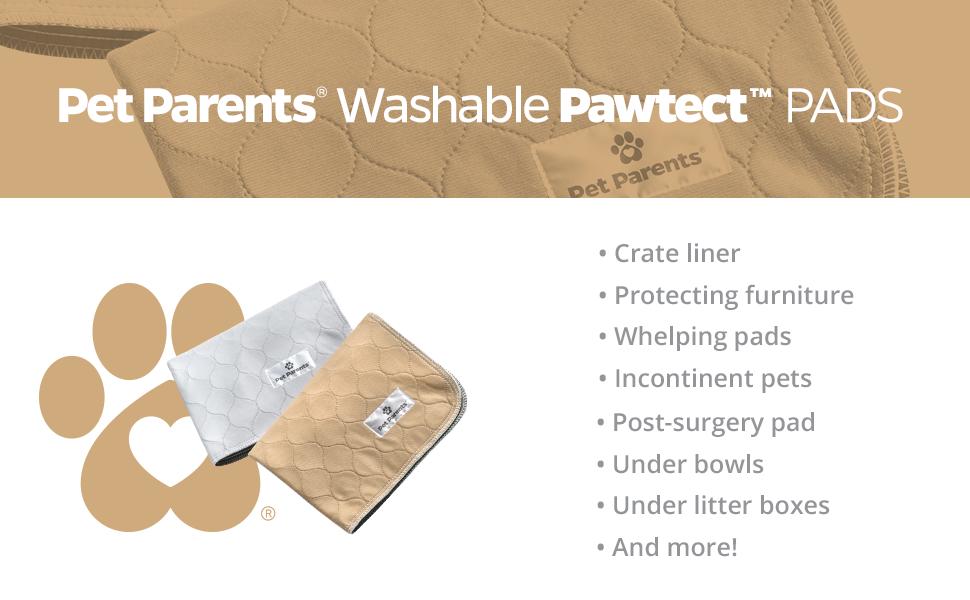 washable pee pads