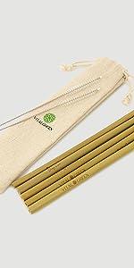popotes bambú ecológico sustentable lavable vitalgreen estilo de vida