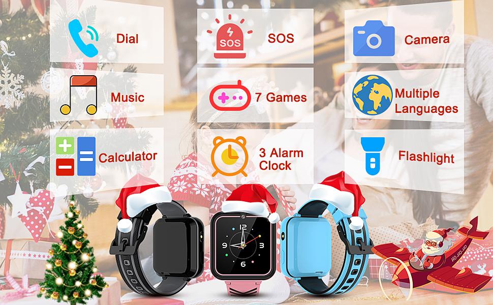 smart watch for kids 8-12