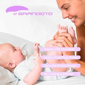 baby proofing sliding door GRANDO
