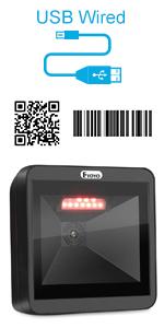 2d desktop barcode scanner