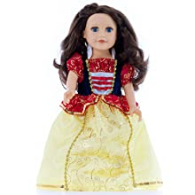 snow white princess doll dress costume disney