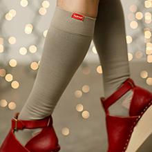 vimamp;vigr cashew moisture wick compression socks