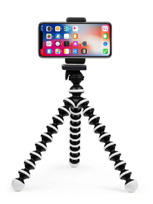 Octopus tripod for mobile