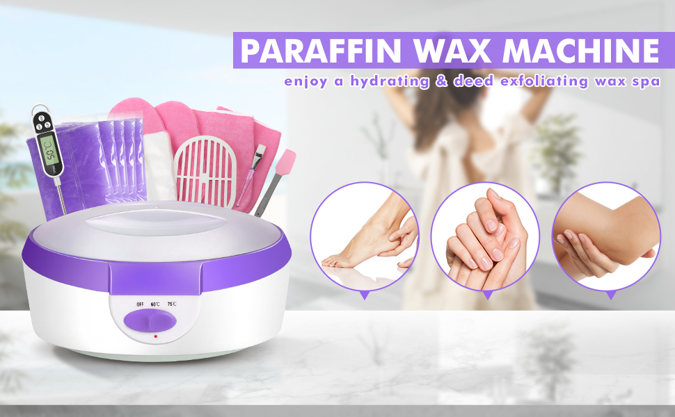 paraffin wax machine