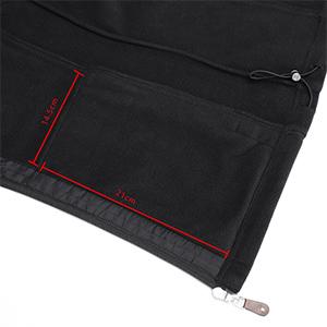 2 Internal pockets