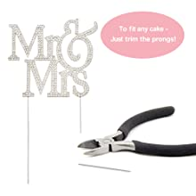 mr and mrs cake topper wedding anniversary vow renewal bridal decorations decoration toppers amp;