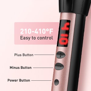 1 inch curling iron