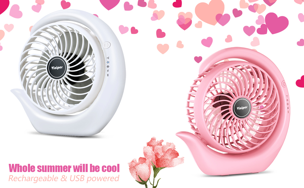 battery operated fan