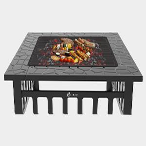 Feuerkorb Fire Pit für BBQ