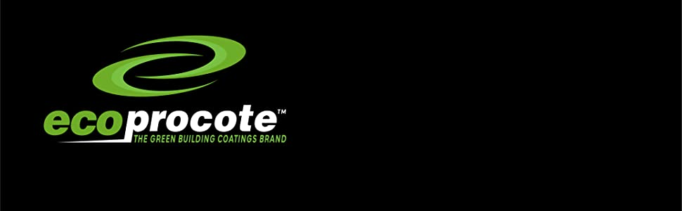 EcoProCote, The Green Building Coatings Brand