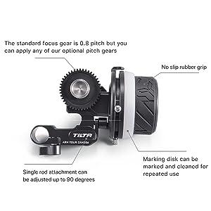 follow focus control manual